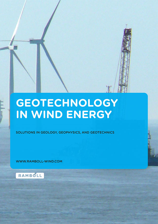 Geotechnology in offshore wind energy