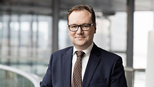 Jens-Peter Saul, CEO, Ramboll Group