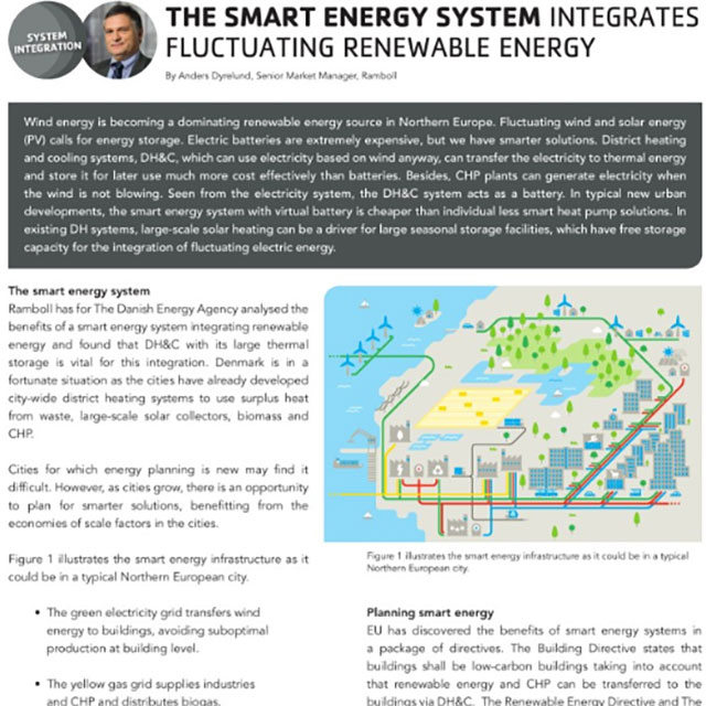The smart energy system