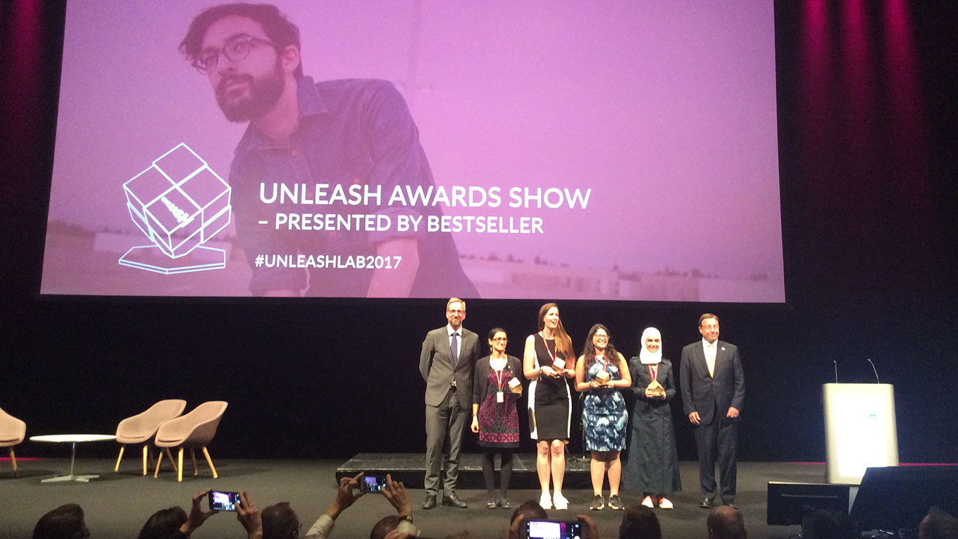 Unleash awards