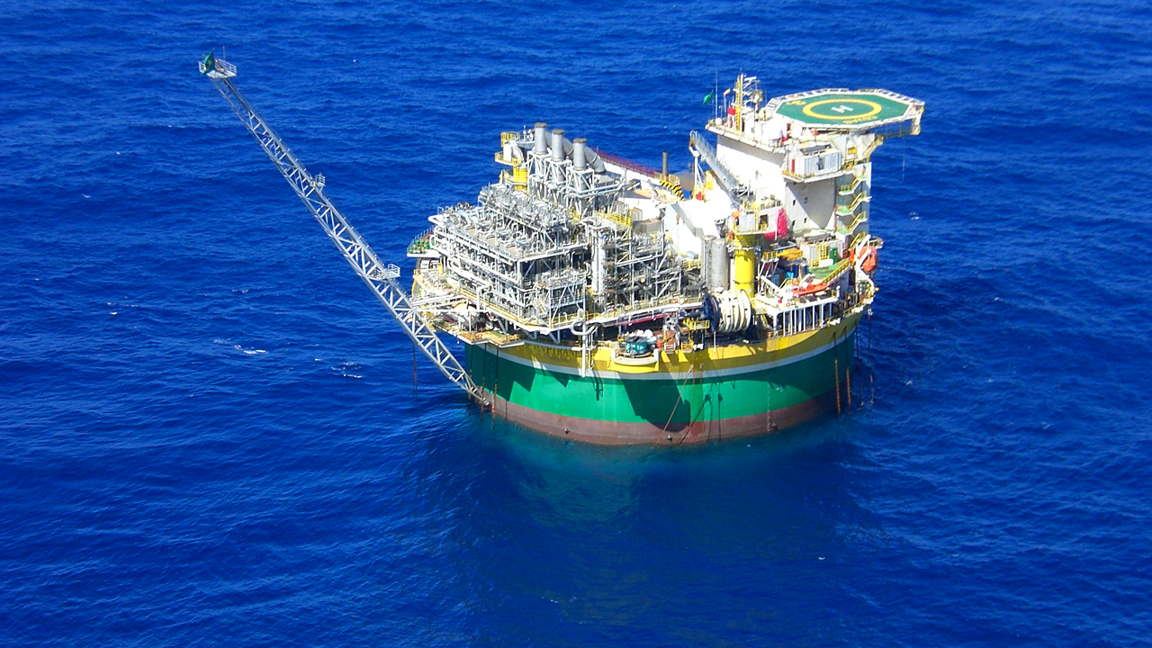 The Piranema FPSO