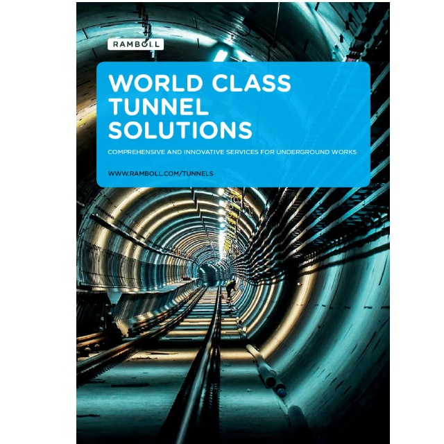 World class tunnel solutions