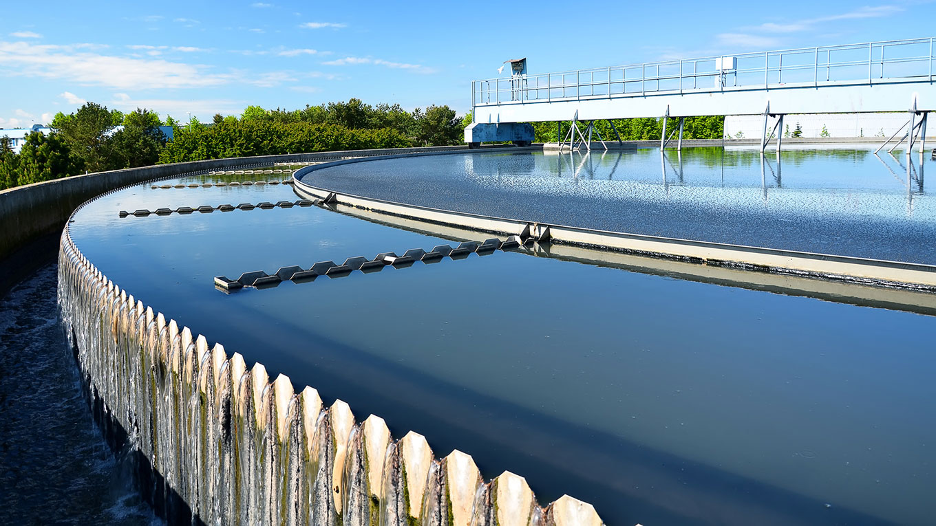 Industrial Water and Wastewater