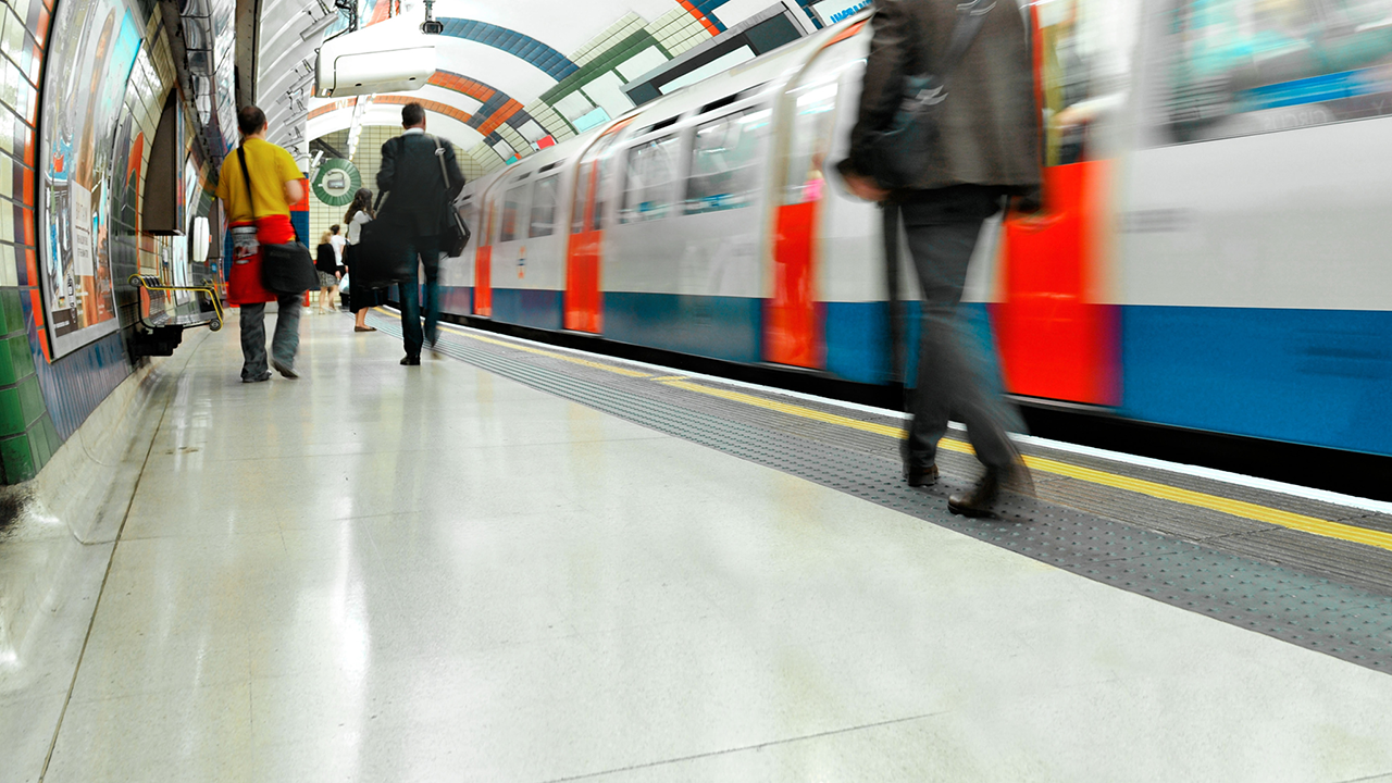 Heat from the London metro is used for additional heating of 500 households