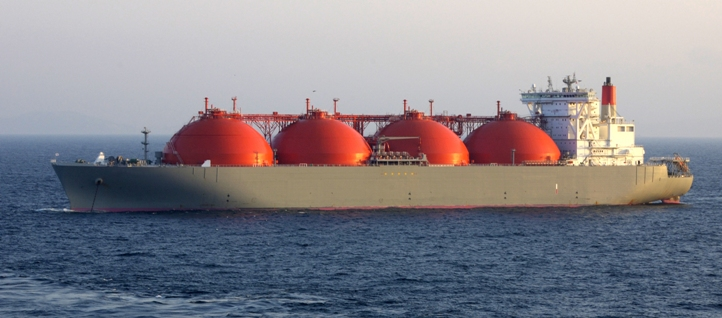 Liquefied natural gas takes up about 1/600th the volume of natural gas in its gaseous state which makes it possible to transport it from remote locations to markets worldwide