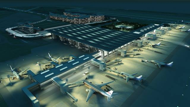 Pascall + Watson - Pulkovo Airport design.Ramboll was appointed lead design consultant on the complete redevelopment of Pulkovo Airport, St. Petersburg, Russia. The airport project represents one of the largest Public-Private-Partnership projects in Russia.