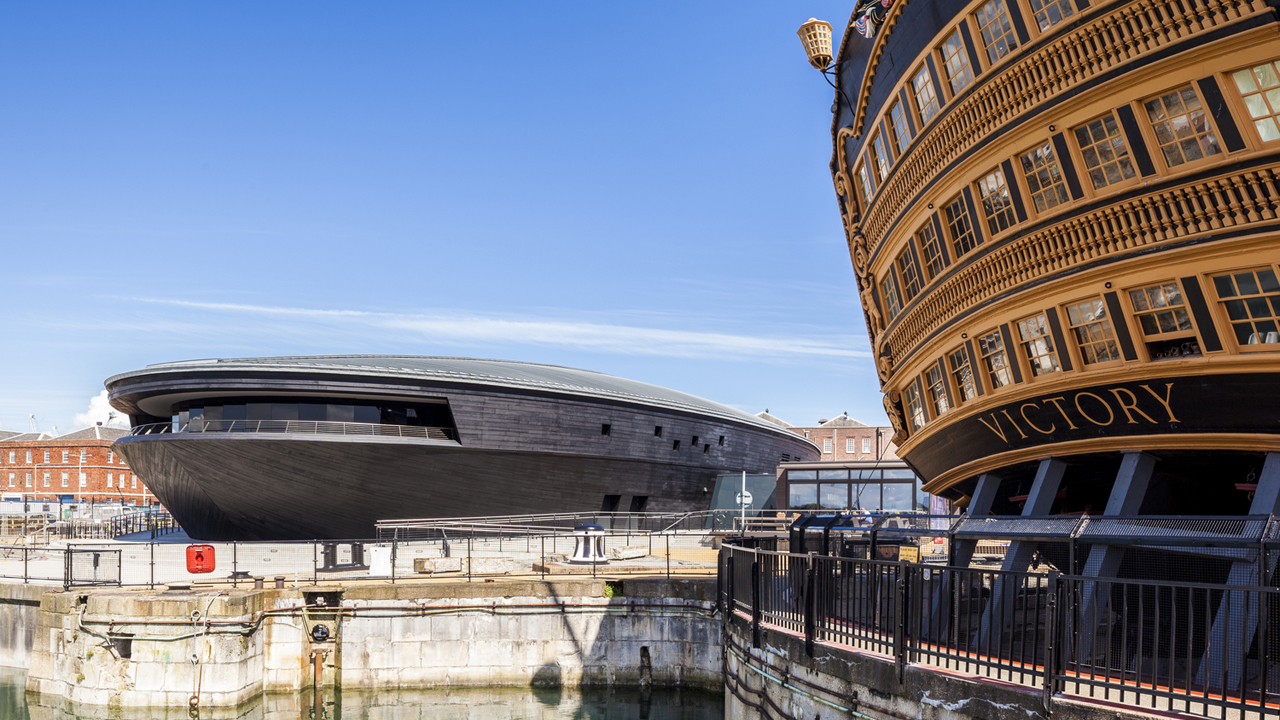 Mary Rose Museum, Portsmouth