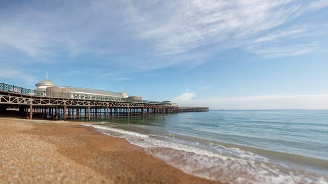 Ramboll. The project to regenerate Hastings Pier and the local seaside economy has been a catalyst for creating community spirit. Photo:Daniel Shearing.