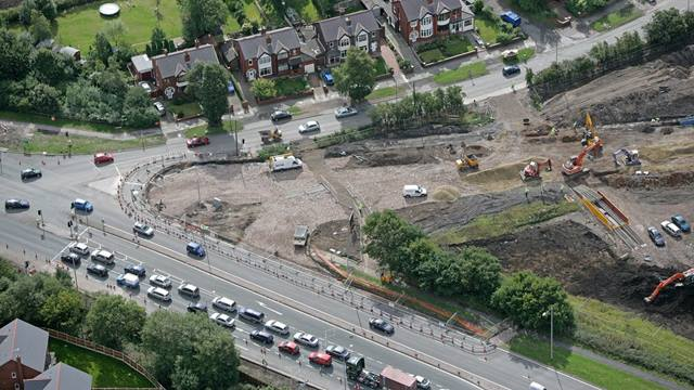 Ramboll. The A58 Blackbrook Bypass runs through one of the most environmentally important areas in St Helens, Merseyside. Our road and highway engineers worked under an Early Contractor Involvement (ECI) contract with Birse Civils
