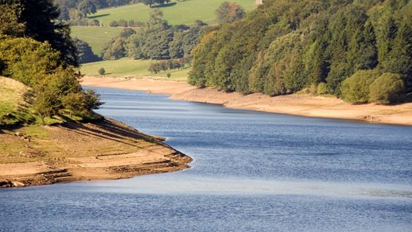 Lower Derwent Reservoir, Peak District
