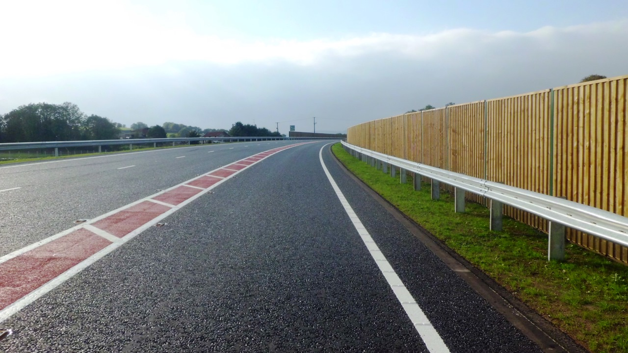 A31 Magherafelt bypass between Castledawson and Moneymore, Northern Ireland. Ramboll