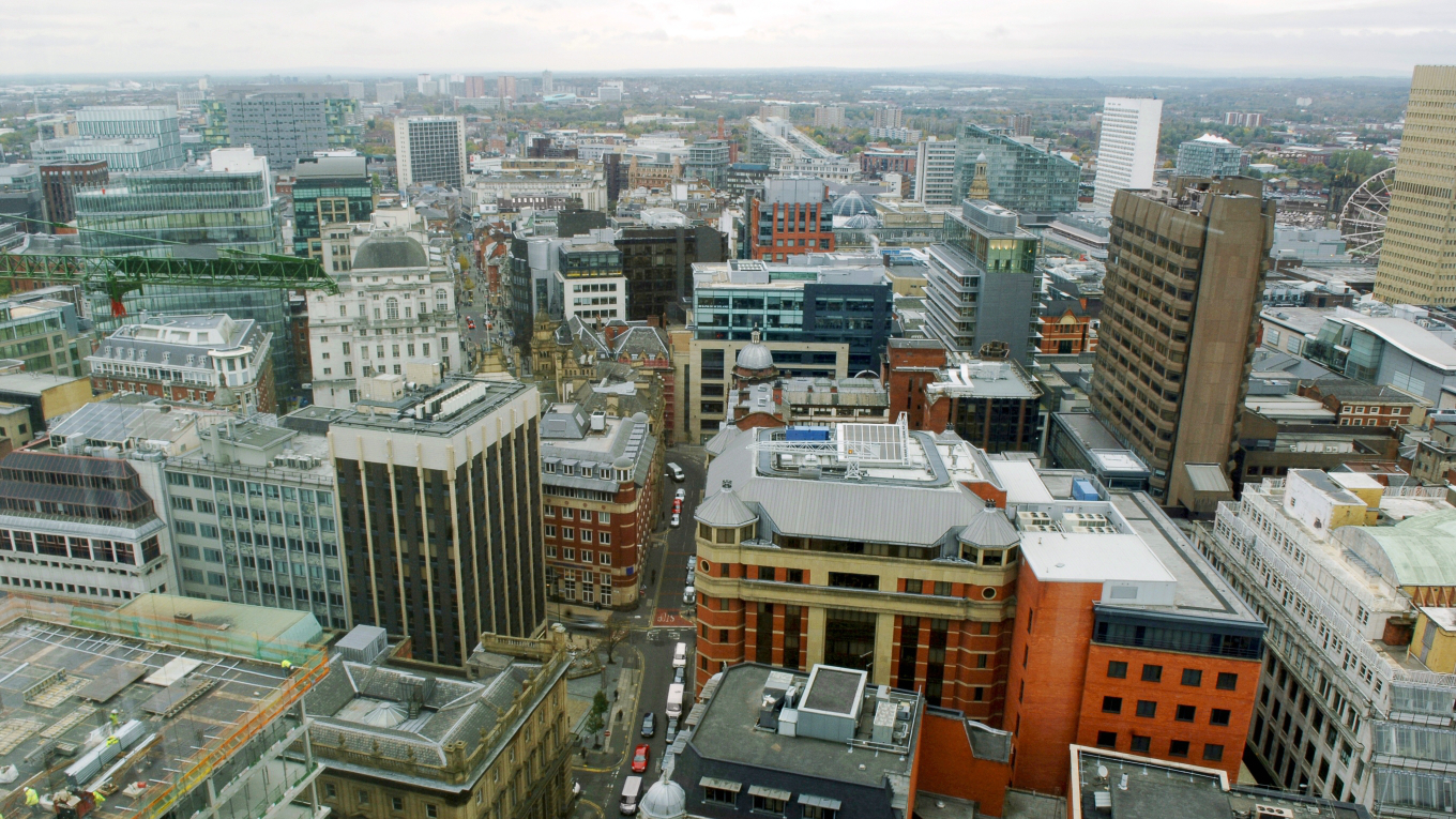 energy masterplan for Greater Manchester