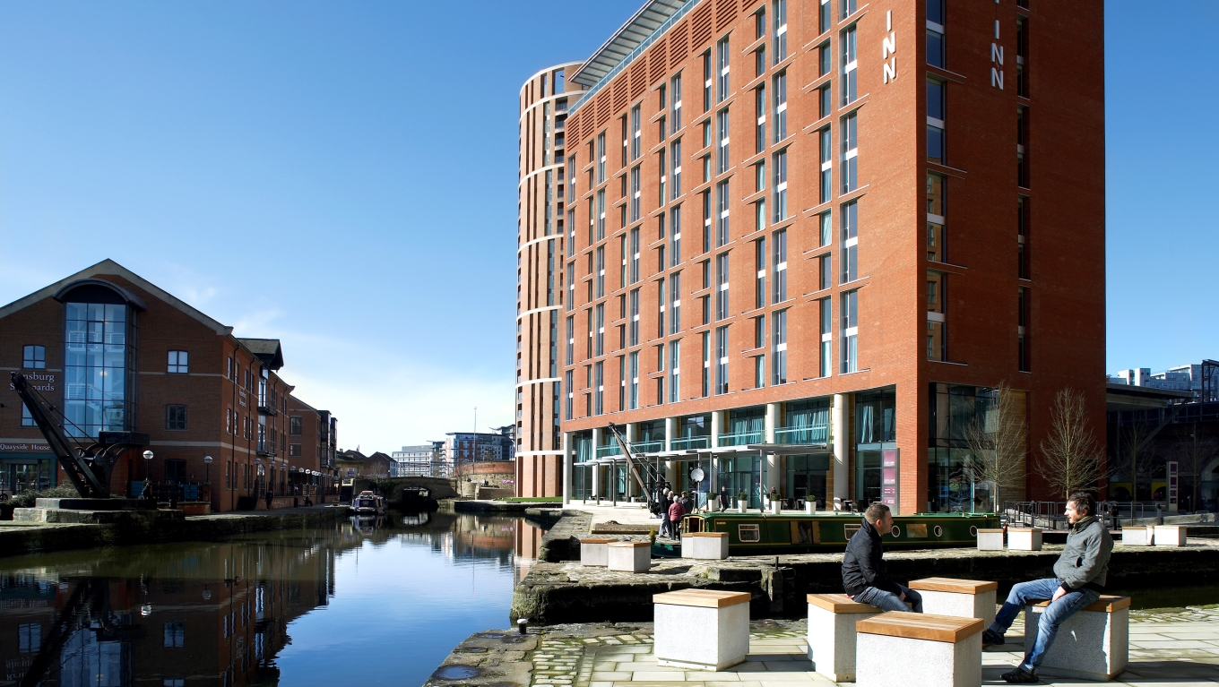 Ramboll. Leeds Canal Basin Residential. Image: Phillip Handforth