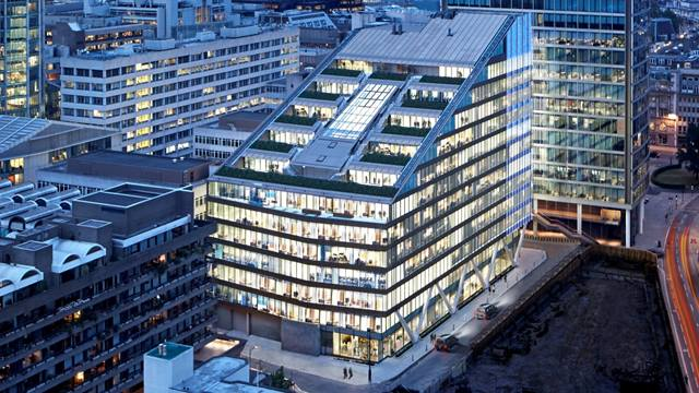 Ramboll. Moorgate Exchange. Photo Credit: Brookfield Buildings.