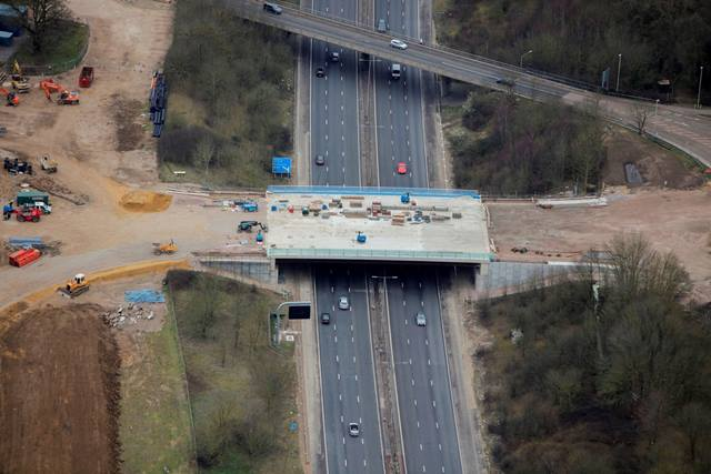 Ramboll provided a full range of design services covering highway, bridge, geotechnical and environmental engineering