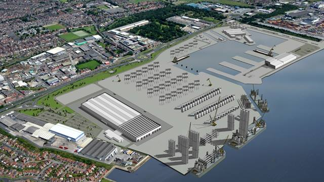 Ramboll. Siemens Hull Development. Image courtesy of Siemens