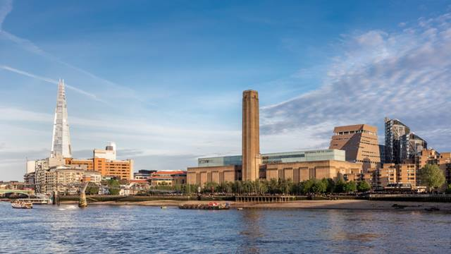 Daniel Shearing. The Tate Modern extension is an iconic world-class addition to London's skyline.