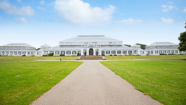 Paulina Sobczat: Temperate House, the world's largest Victorian glasshouse
