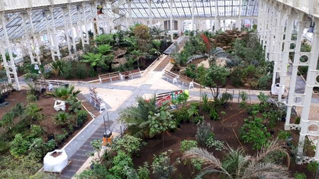 Ramboll: With the plants returned to their home in the central block of Temperate House, the refurbishment is almost complete