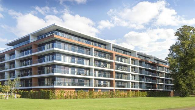 The Newbury Racecourse redevelopment, forms part of the multi million pound masterplan to upscale Newbury's residential appeal by 2021.