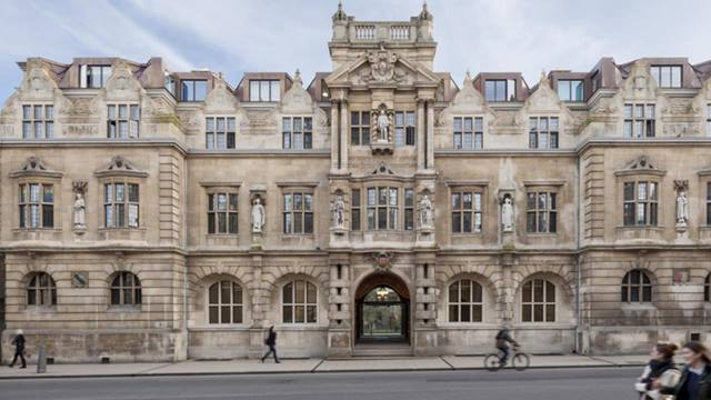 A sensitive refurbishment and creation of additional accommodation space in this stunning grade II* listed building, housing Oriel College.