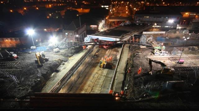 We have worked on two major contracts at Reading Station to deliver one of Network Rails biggest schemes.