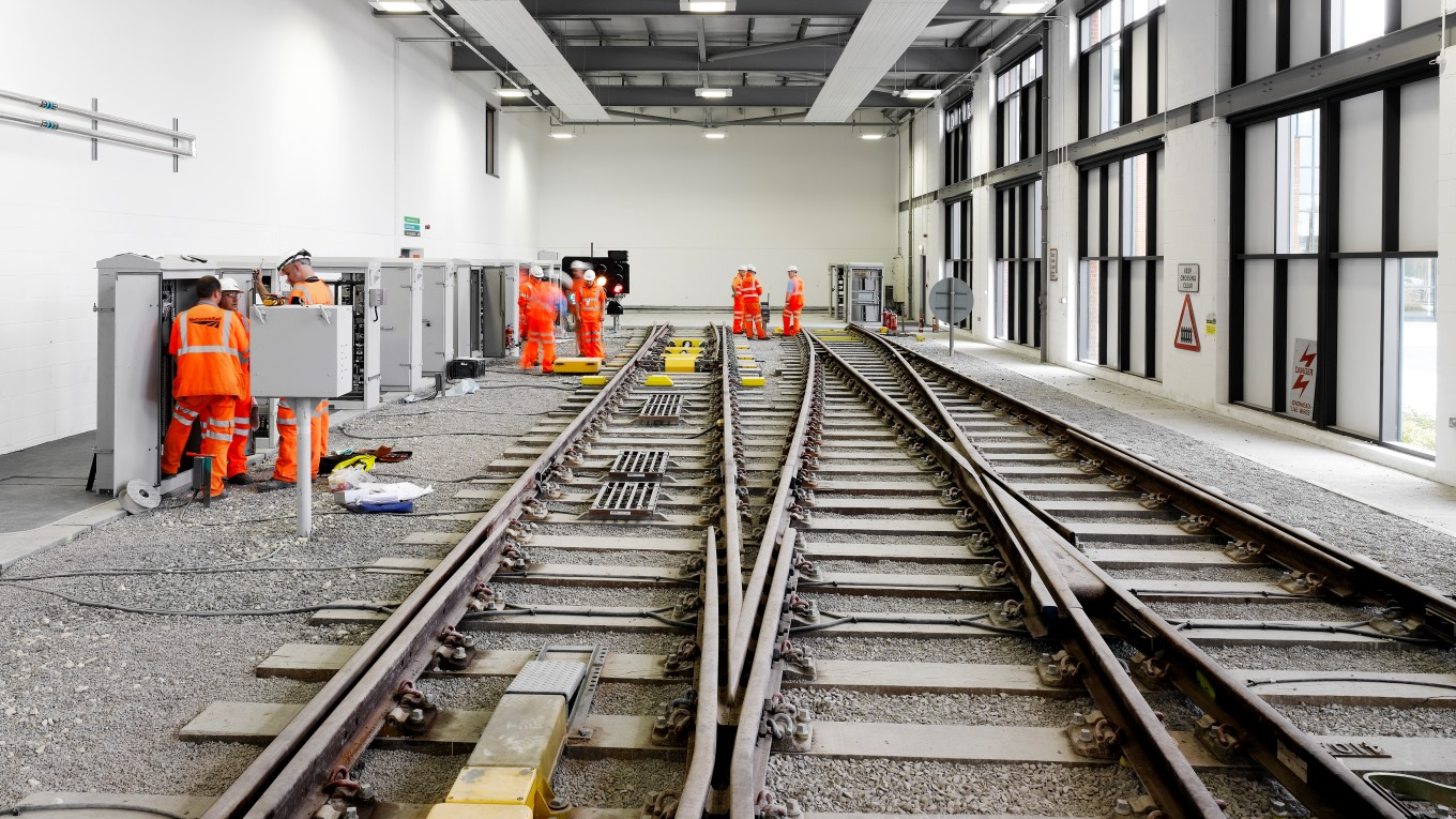 York Triangle. Photo: Network Rail