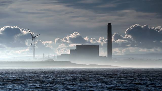 John Dalrymple. The Lynemouth Power Plant – conversion from coal to sustainable low carbon biomass