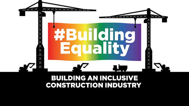 Ramboll are part of #BuildingEquality cross-industry group who work together to bring tangible changes for LGBT inclusion within the construction industry.