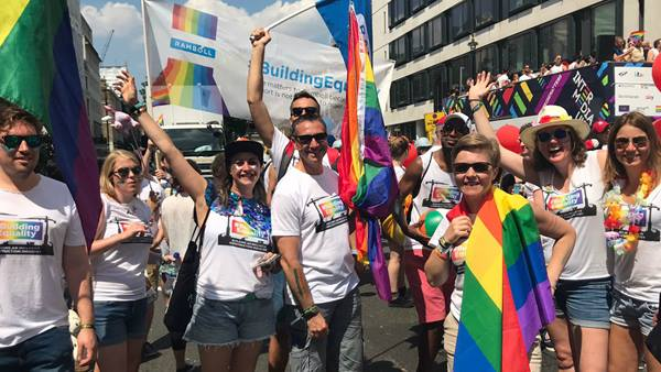 Ramboll at Pride