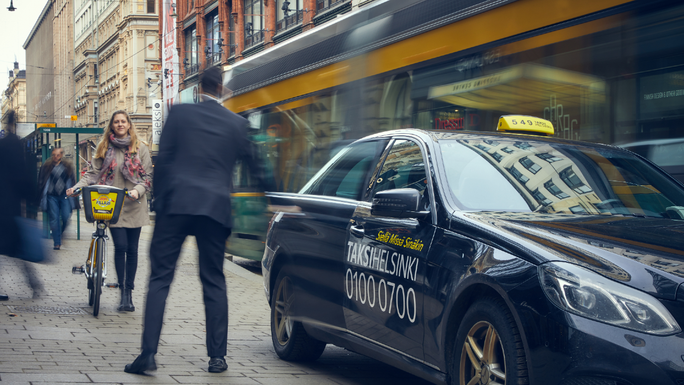 Is the UK ready for user-led transport systems? - Ramboll UK