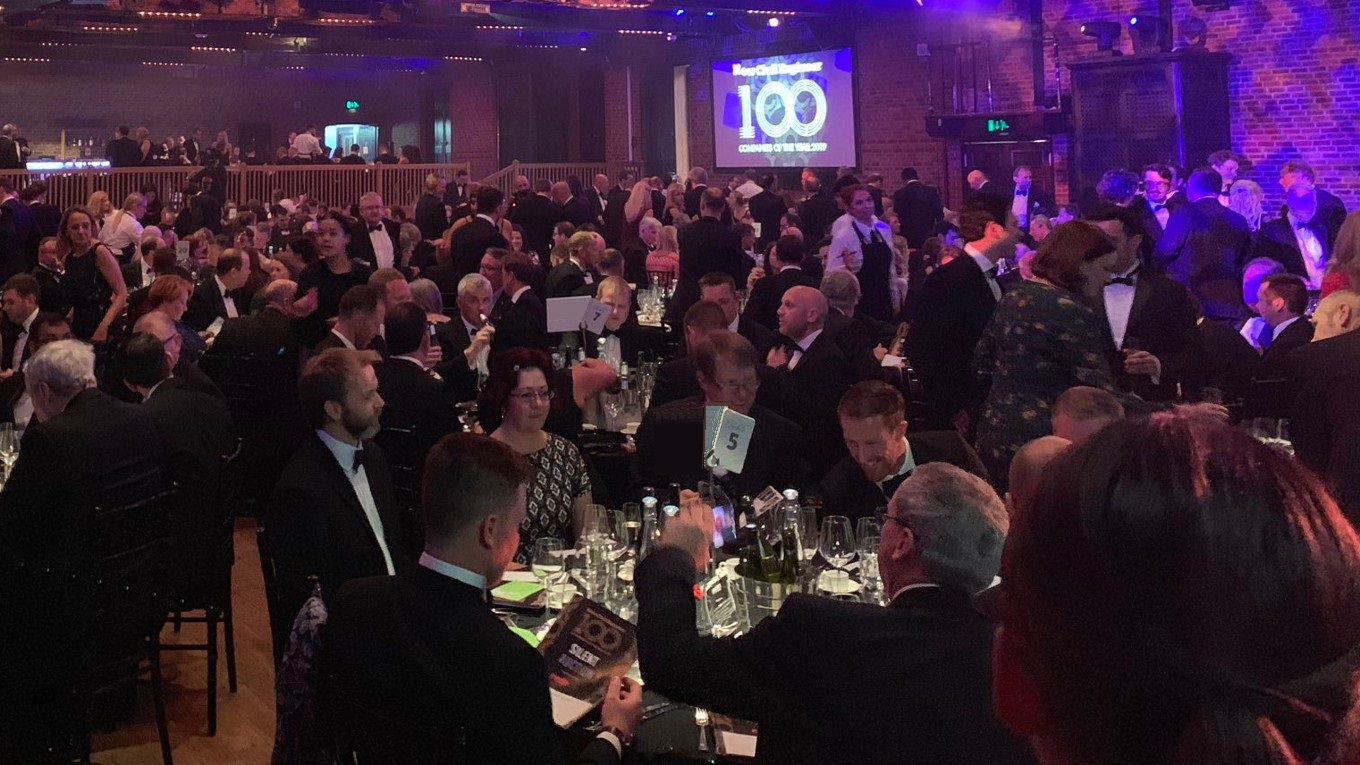 Ramboll ranked 8th in the NCE100 in recognition of another strong year, as well as having been shortlisted in four award categories. Photo: emap