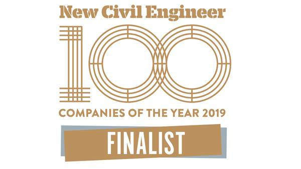 Ramboll is a proud (four times) finalist in the  NCE100 awards 2019