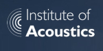 Logo: Institute of Acoustics, the UK's professional body for those working in Acoustics, Noise and Vibration.