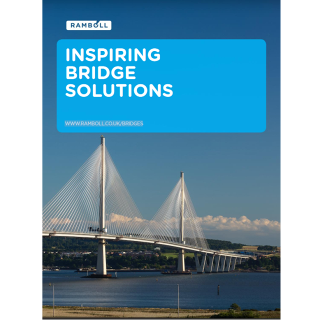 Ramboll. UK Bridges Brochure