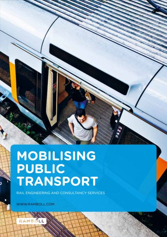 Capability statement: Mobilising public transport. Ramboll