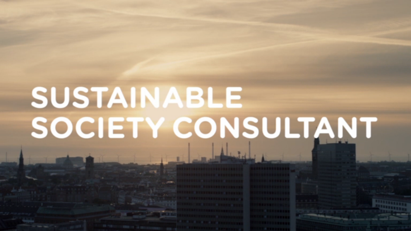 We provide independant consultancy services for sustainable societies