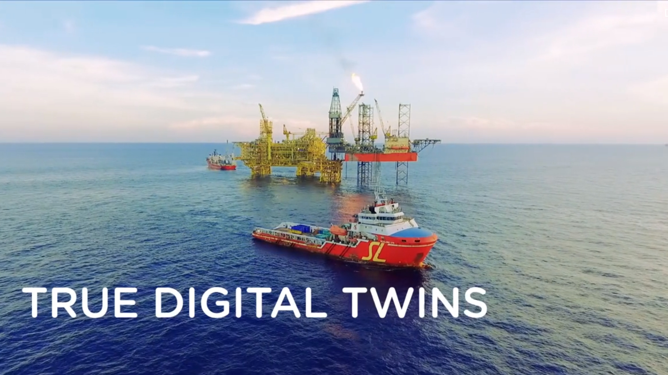 Intelligent asset management of offshore structures. Ramboll