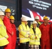 Ramboll. Keel Laying Ceremony for RRS Sir David Attenborough.