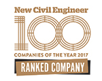 logo: NCE100 Company of the Year awards 2017