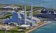 Avedøre Power Station in Copenhagen, one of the most efficient multi-fuelled power stations in the world