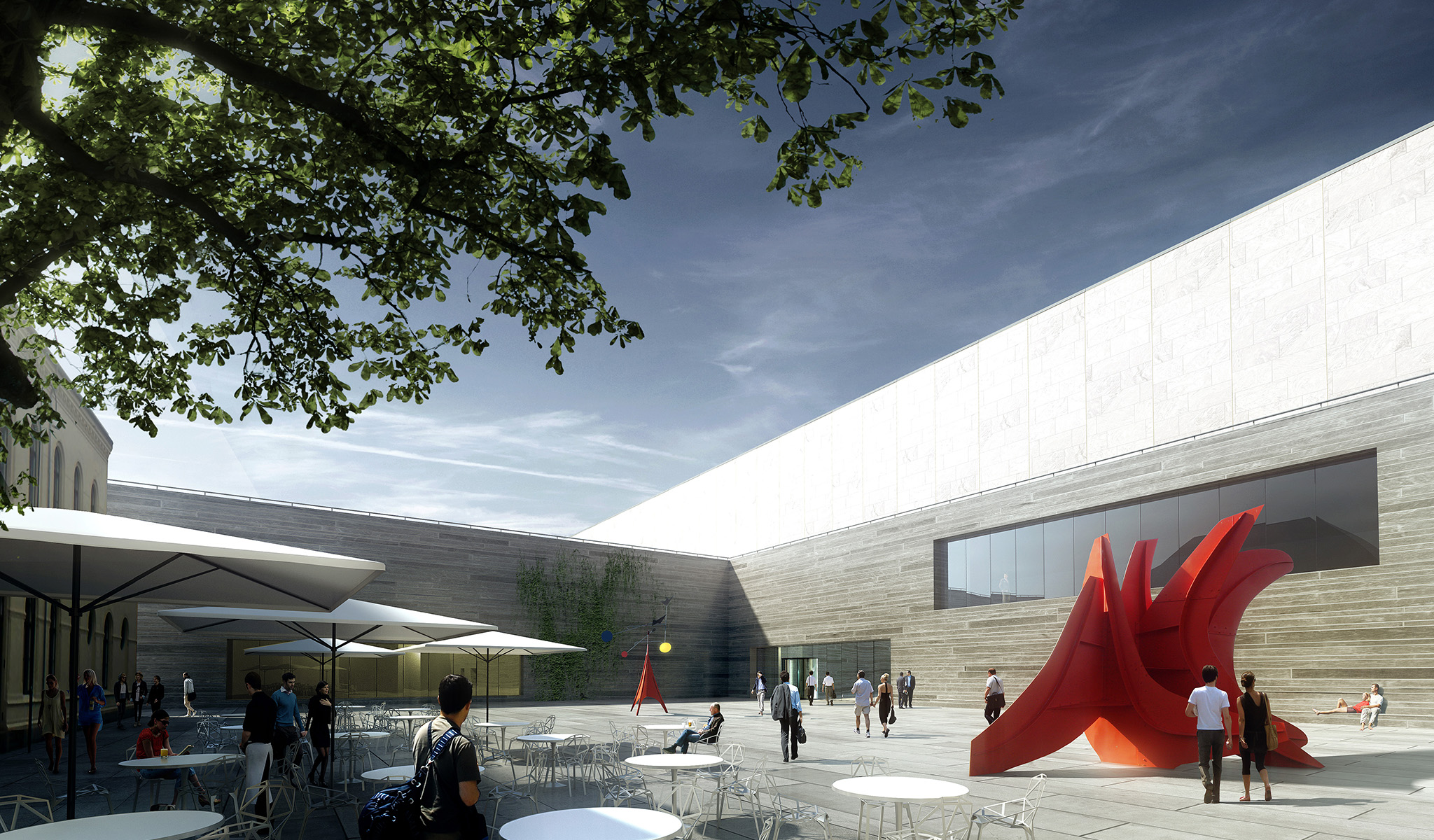 New national museum of art, architecture and design   ramboll uk ...