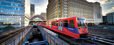 Docklands Light Railway upgrade and expansion